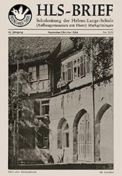 HLS-Brief 1964