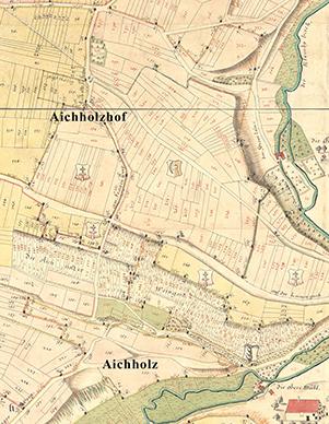 Wüstung Aichholz