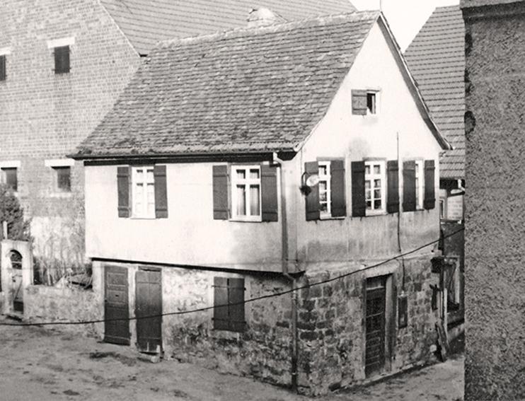 Backhaus Präzeptorhof