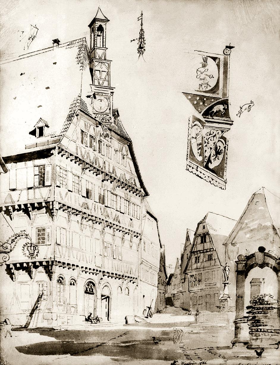 Marktplatz 1866