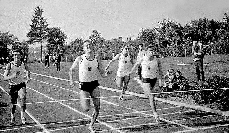 100-Meter-Lauf