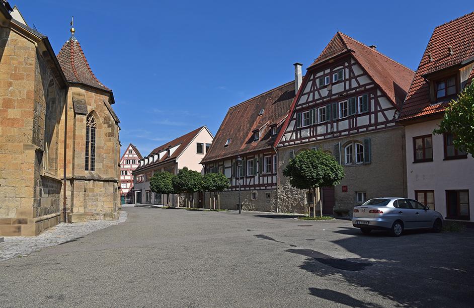 Kirchplatz Süd