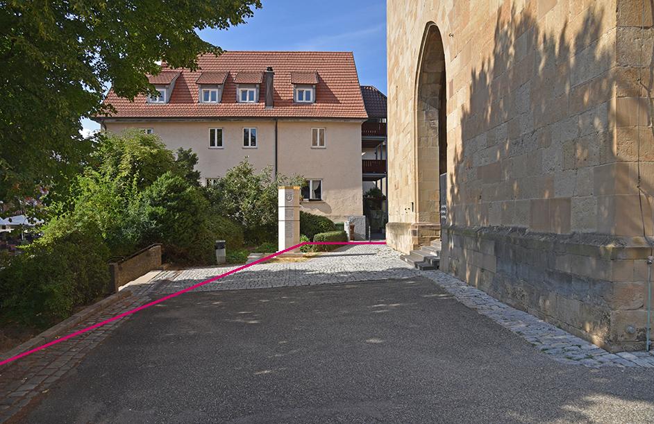 Kirchplatz West