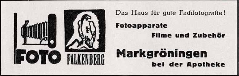 Anzeige Falkenberg