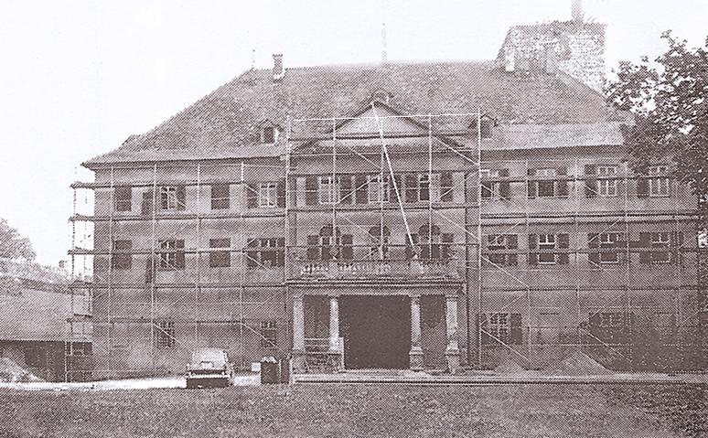 Riexinger Schloss 1972