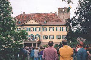 Riexinger Schlossgarten