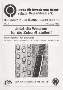 BUND-Nachrichten 6/1986