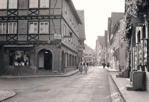 Ostergasse 1958