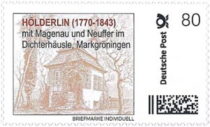 AGD-Briefmarke 2020
