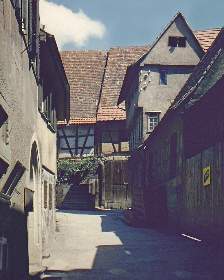Marktbrunnengässle