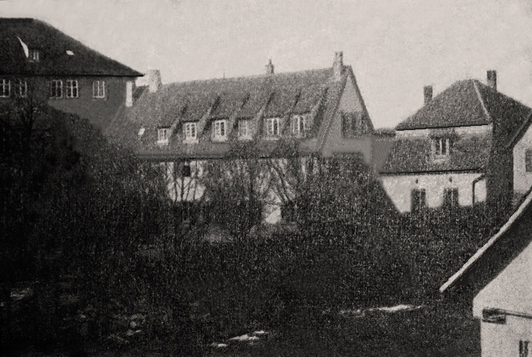 Krankenbau Schloss