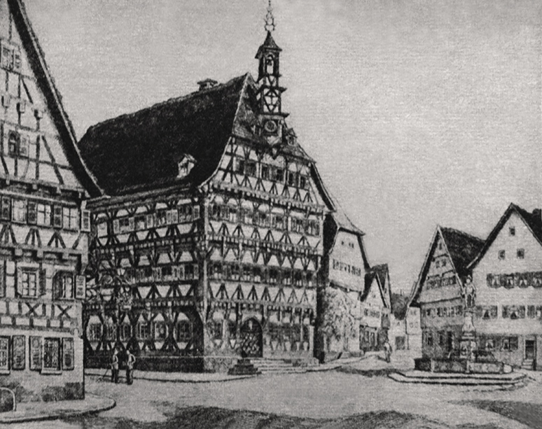 Marktplatz Romberg