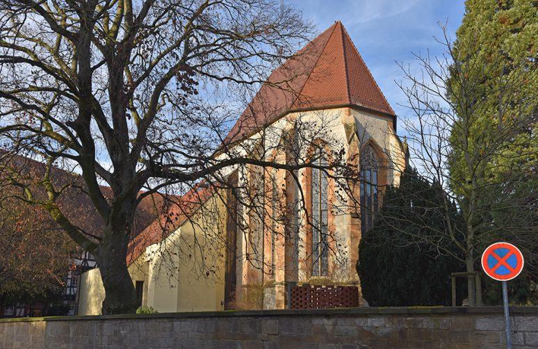 Spitalkirche Chor