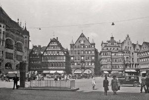 Stuttgarter Marktplatz