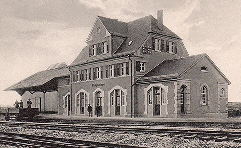 Bahnhof MG