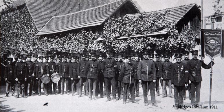 Feuerwehr 1911