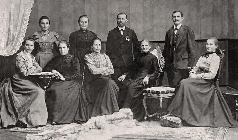 Familie Kaupp