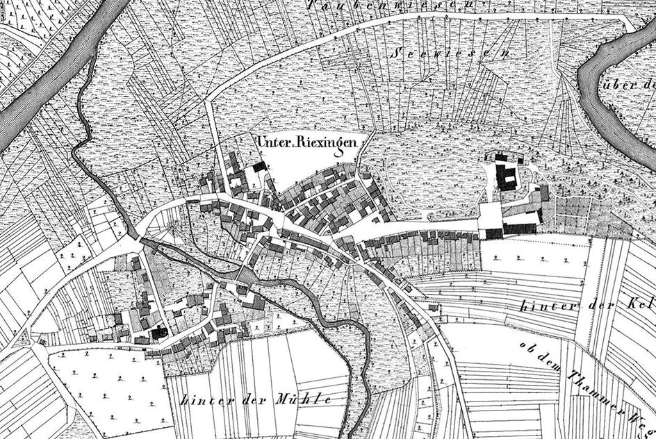 Unterriexingen 1832