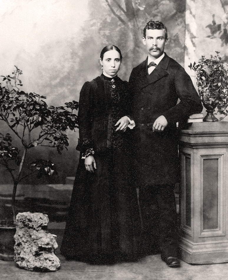 Brautpaar Förstner