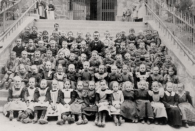 1897 Erstklässler
