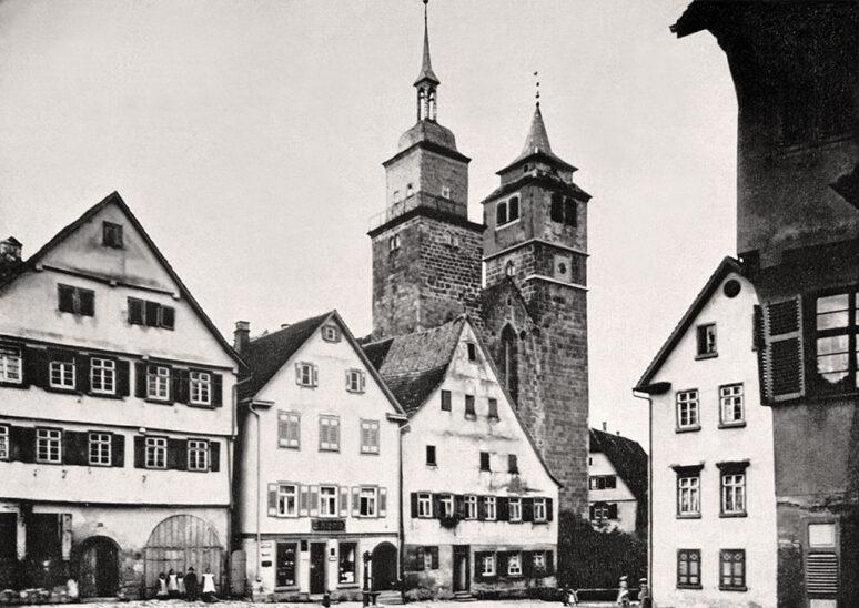 Marktplatz 8-11