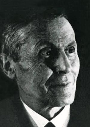 Pfarrer Albert Esenwein