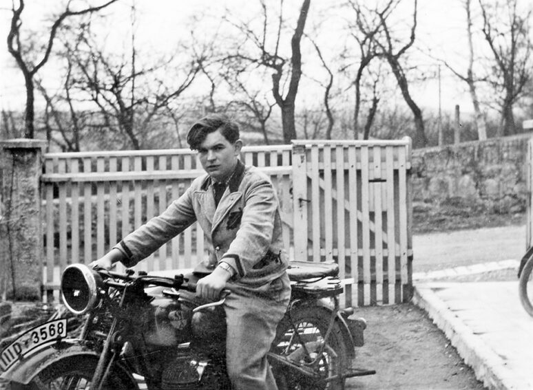 Motorrad Dieterle