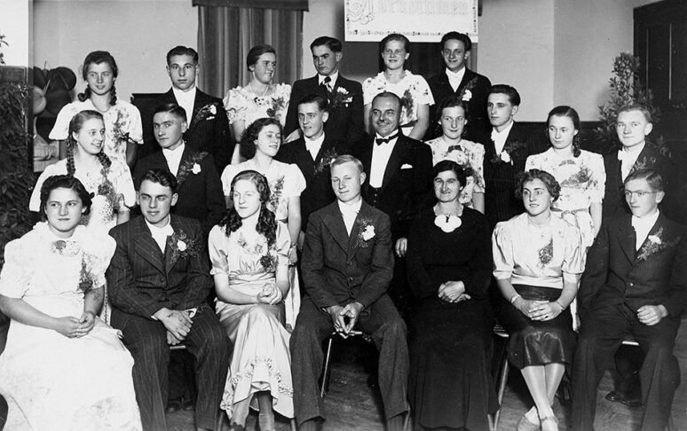 Tanzstunde 1942