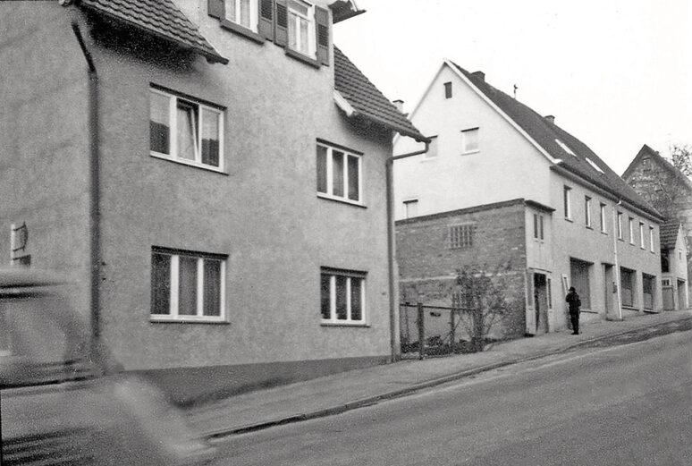 Grabenstraße 40-38