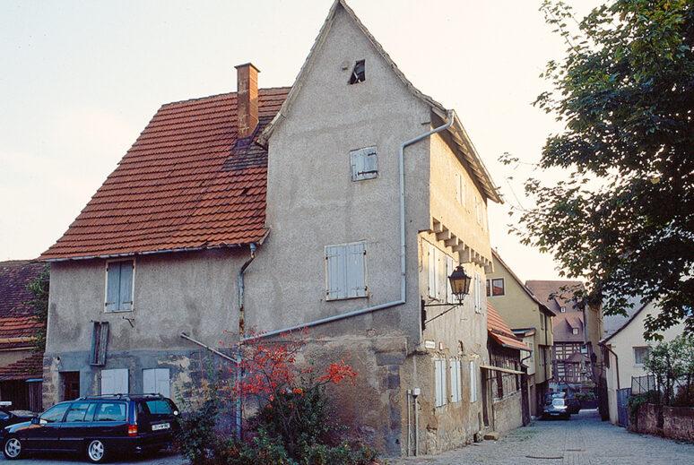 Marktbrunnengässle 4