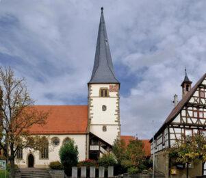 Albanikirche Mühlhausen