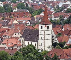 Kilianskirche Bissingen
