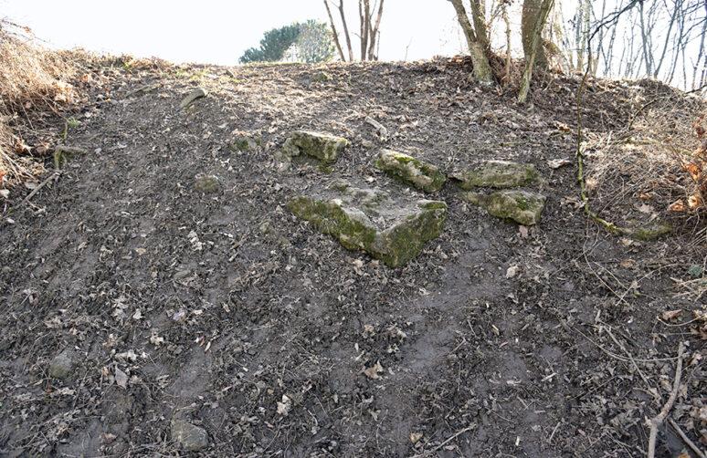 Schlüsselberg Steine