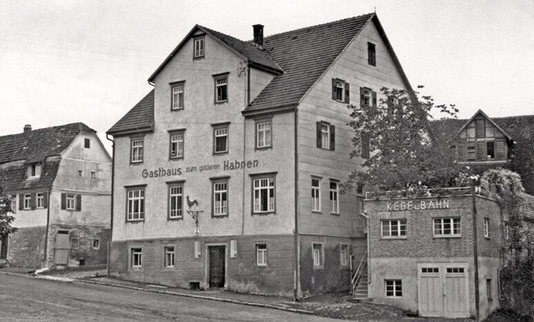 Gasthaus Hahnen