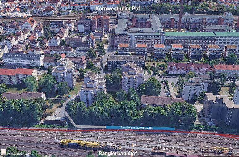 Halt Kornwestheim Rbf
