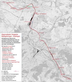 Regionalbahn-Tangente