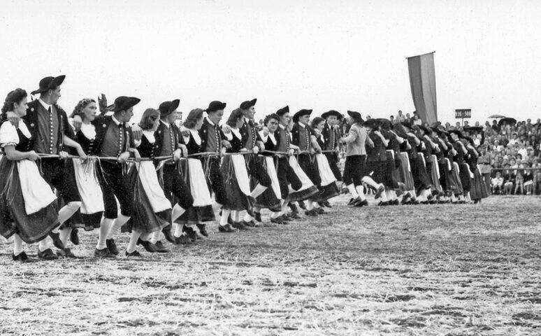 Schäfertanz 1951